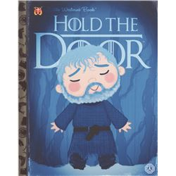 Game of Thrones Hodor (Hold the Door) Art Print
