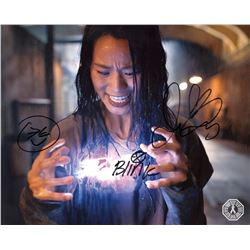 Gifted, The (Marvel TV) - Blink Photo Signed by Jamie Chung