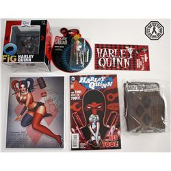 Harley Quinn Package (7 Items)