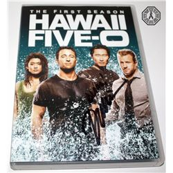 Hawaii Five-O: Season 1 DVD Signed by Daniel Dae Kim