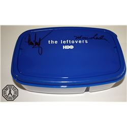 Leftovers, The - HBO Tupperware Signed by D. Lindelof & M. Leder