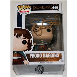 Lord of the Rings, The - Frodo Baggins Funko Pop! Signed by Elijah Wood