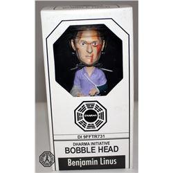 LOST Ben Linus Bobblehead (Very Rare)