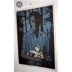 LOST Ben Linus Limited Edition ARG Screenprint