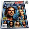 LOST EW Cover Story Signed by Emilie de Ravin & Damon Lindelof