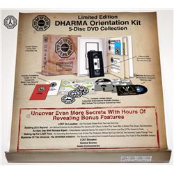 LOST Season 5 Dharma Initiative Orientation Video Kit