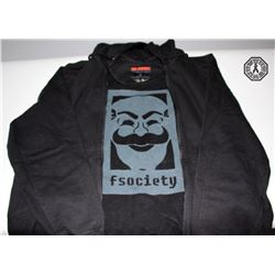 Mr. Robot FSociety Hoodie and Mask Set