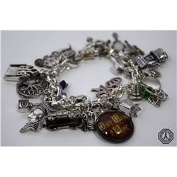 Once Upon a Time Custom Charm Bracelet