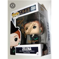 Once Upon a Time Zelena Funko Pop! Signed by R. Mader + Stay Wicked Charity Tee