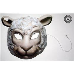 Orphan Black Season 4 M.K. Paper Sheep Mask & Sestras Magnet Set
