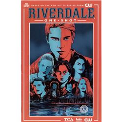 Riverdale Baseball Shirt & TCA One-Shot Comic Book