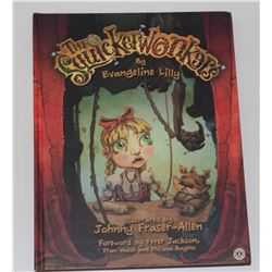 Squickerwonkers, The - Hardcover Book & T-Shirt (Author: Evangeline Lilly)