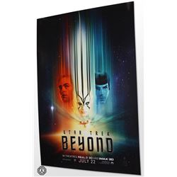 Star Trek: Beyond Limited Edition Fan Poster