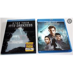 Star Trek: Into Darkness Blu-ray/DVD/Digital 2-Disc Set Signed by D. Lindelof