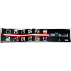 Star Wars Lightsaber Stamp Display & Limited Edition Stamp Set