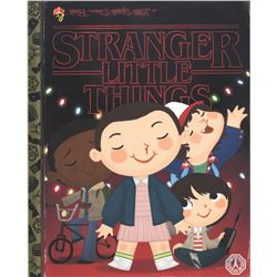 "Stranger Things ""Stranger Little Things"" Art Print"