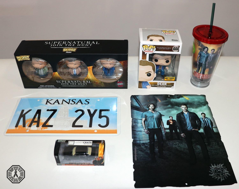 282265cfb1 Image 1 : Supernatural Package (8 Items) ...