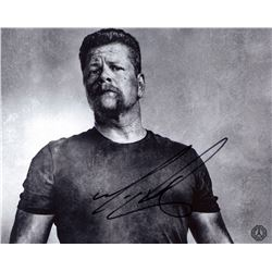 Walking Dead, The - Abraham Photo Signed by Michael Cudlitz