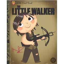 Walking Dead, The - Daryl  The Little Walker  Print (Limited Ed.) Signed by N. Reedus