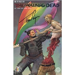 Walking Dead, The - Image Comics Pride 2017 Variant Cover Signed by T. Payne