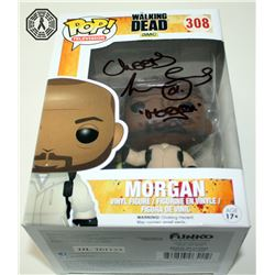 Walking Dead, The - Morgan Funko Pop! Signed by Lennie James