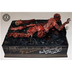 Walking Dead, The - S5 Limited Ed. Blu-ray Set Signed by Cohan, Gurira, Lincoln, McBride, Riggs
