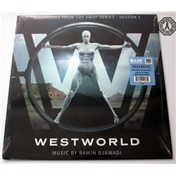 Westworld Dolores Blue Vinyl Season 1 Soundtrack (Limited Edition)