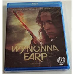 Wynonna Earp Season One Blu-ray & Yearbook Package