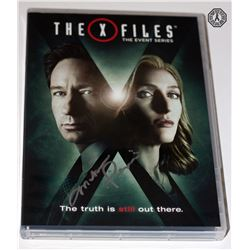 X-Files, The - Event Series DVD Signed by Mitch Pileggi