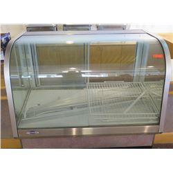 Federal Industries CG6050SC-2 Refrigerated Deli Display Case