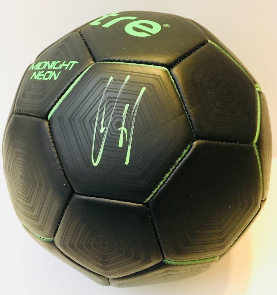 411873b264c Image 1   Clint Dempsey Signed Soccer Ball (JSA COA)