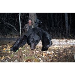 #WED-02 Black Bear Hunt, British Columbia