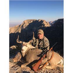 #WED-09 Ugly Buck Hunt, Texas