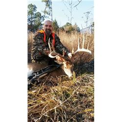 #WED-13 Rifle Whitetail Deer/Hog Hunt, Oklahoma
