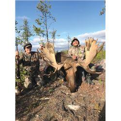 #FB-01 Canada Moose Hunt, Alberta