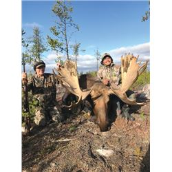 #FB-01 Canada Moose Hunt, Alberta