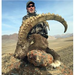 #FB-08 Mid-Asian Ibex Hunt, Tajikistan
