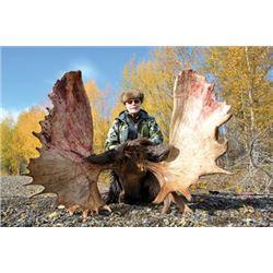 #FB-09 Chukotka Moose Hunt, Magadan, Russia