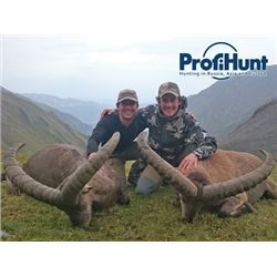 #FB-17 Mid-Caucasian Tur Hunt, Russia