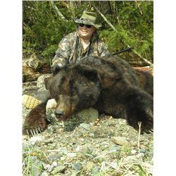 #THD-21 Brown Bear Hunt, Alaska