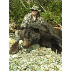 #THD-21 Brown Bear Hunt, Alaska