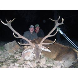 #FR-05 Red Deer, Mouflon, or Fallow Deer Hunt (Hunter's Choice), Spain