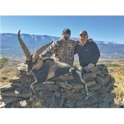 #FR-25 Beceite Ibex Hunt, Spain