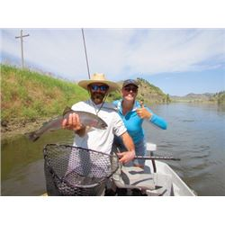 #SB-01 Guided Fly Fishing Trip for TWO Anglers, Montana