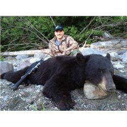 #SA-08 Coastal Black Bear Hunt, Alaska