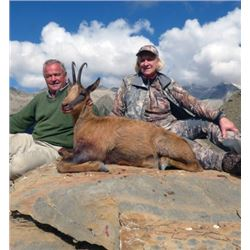 #SA-10 Cantabrian Chamois Hunt, Spain