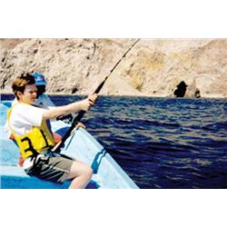 #SA-23 Fishing Trip For FOUR People, Carmen Island, Mexico