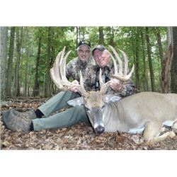#SA-27 Big Timber Whitetail Hunt, Pennsylvania
