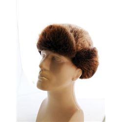 #SLA-08 Holloway Furs Long-Hair Beaver Trooper Hat