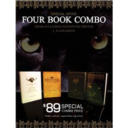 #SLA-49 J. Alain Smith Four-Book Combo